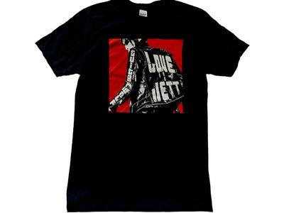 LOVE&JETT Album Cover T-Shirt main photo
