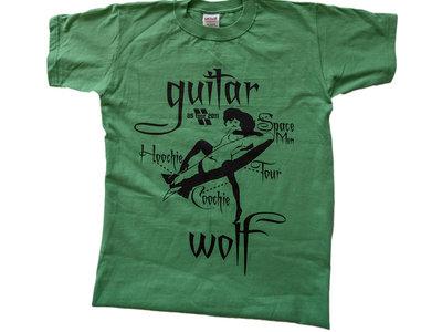 2011 US Tour T-Shirt Apple Green - YL main photo