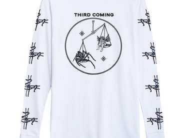Third Coming - Emblem Longsleeve - White main photo