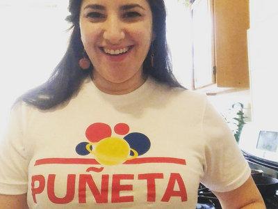 White Puneta Shirt main photo