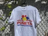 White Puneta Shirt photo