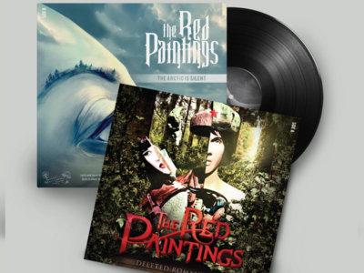 "Deleted Romantic/Arctic Is Silent - 7"" Vinyl main photo"