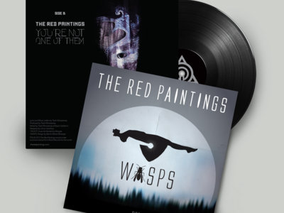"""'Wasps/You're Not One Of Them' - 7"""" Vinyl main photo"""