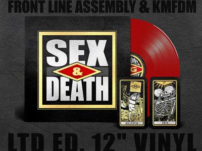 Signed Deluxe Colour Vinyl main photo