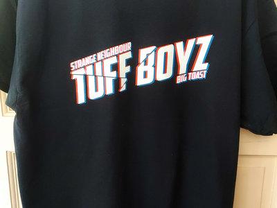 Tuff Boyz T Shirt (Black) main photo