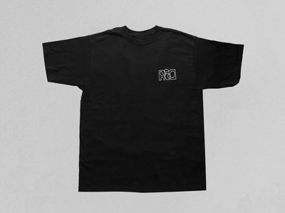 R.i.O. T-Shirt with embroidered Logo_Black main photo