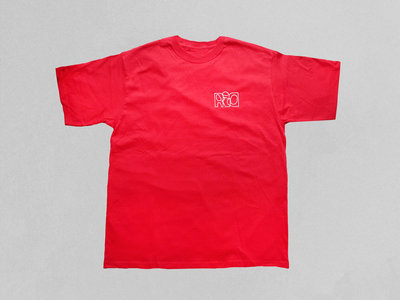R.i.O. T-Shirt with embroidered Logo_Red main photo