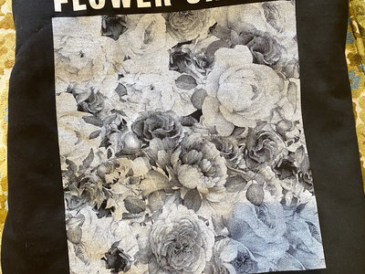 Flower Crown Crewneck Sweatshirt main photo