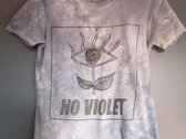 Eye Flower T Shirt photo