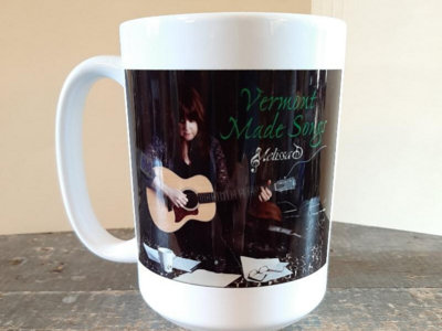 """Slower Parts of Your Journey"" Melissa D Ceramic Mug main photo"