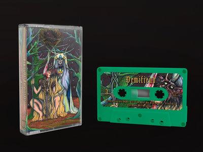 Demifiend/Thrållfrost 'Silvas Ritu' Split Cassette main photo