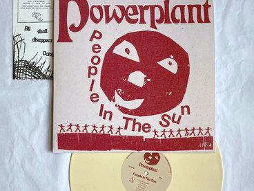 Powerplant People In The Sun - Cream Vinyl LP main photo