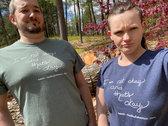 """Not Okay"" T-shirt photo"