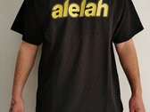 Alelah embroidered T-shirt photo