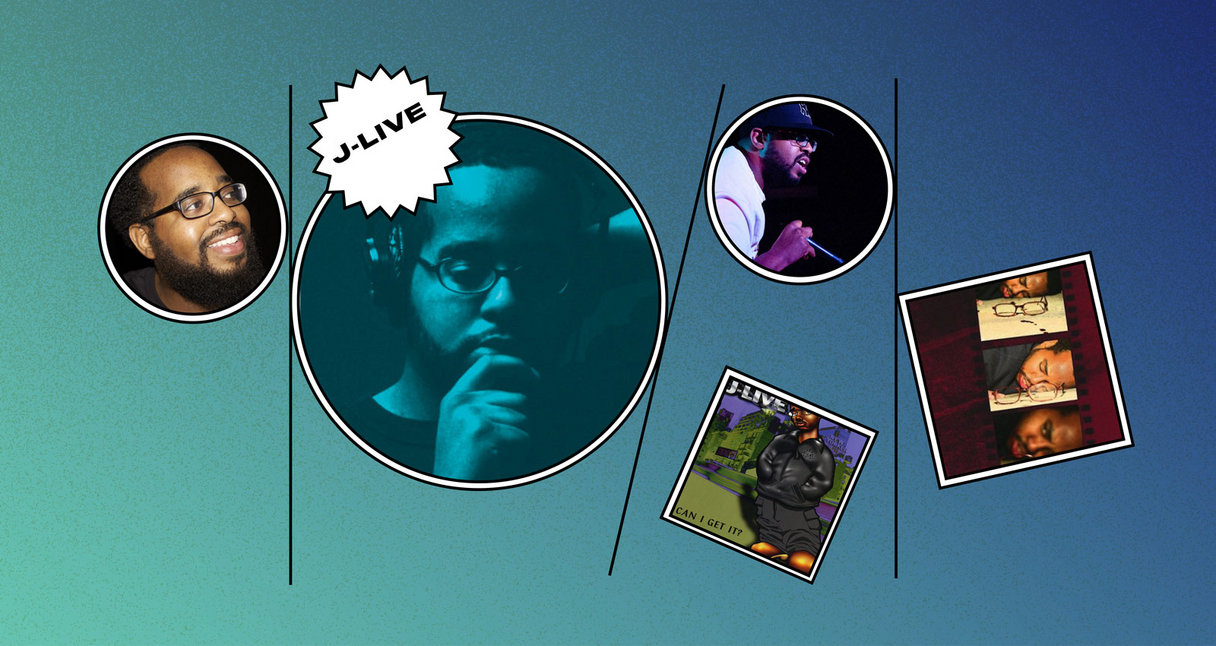 Seven Key Releases From Independent Hip-Hop Visionary J-Live