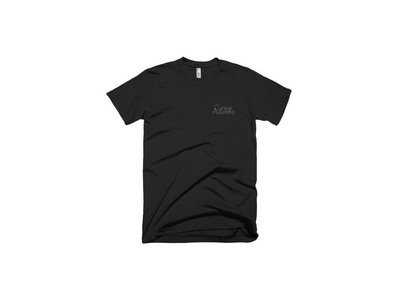 Curious Automata Embroidered T-Shirt main photo