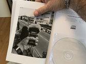 200 METRI (IL RUMORE DEL VUOTO) - PHOTOBOOK - CDr photo