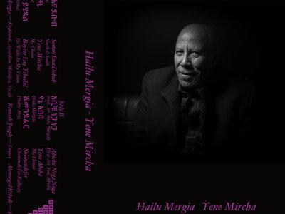 Hailu Mergia New Albums 2-Tape Bundle main photo