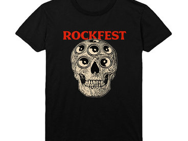 ROCKFEST T-SHIRT LIMITED EDITION main photo