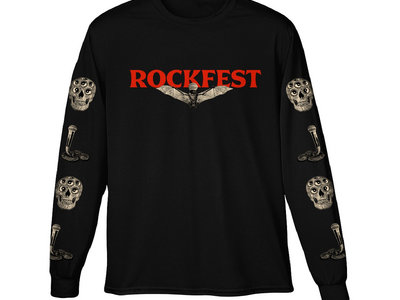 ROCKFEST LONGSLEEVE LIMITED EDITION main photo