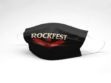 ROCKFEST FACEMASK LIMITED EDITION main photo