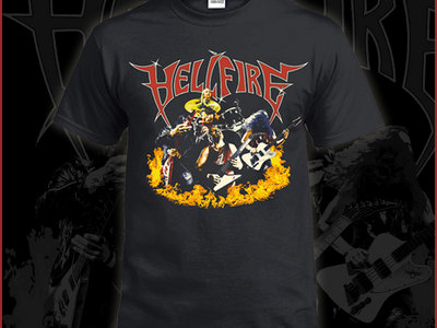 Hell Fire Victims Shirt main photo