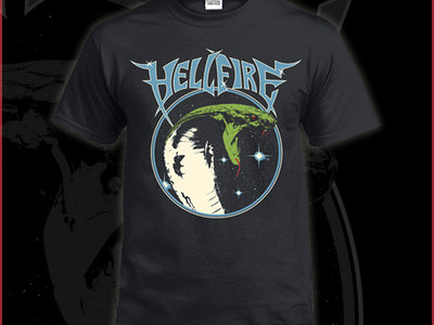 Hell Fire Conquerors Shirt main photo