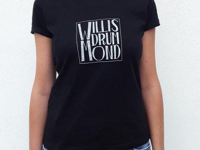 ORIGINAL T-shirt Black Girly main photo