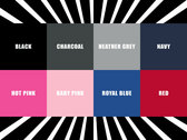 BANG FACE HARD CREW - ONESIE - Colour Set 1 photo