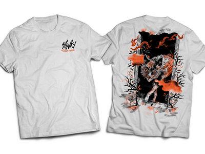 """Grey T-shirt """"Of Lost Things"""" main photo"""