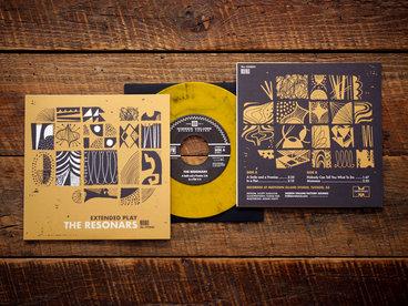 "7"" Goldenrod Vinyl EP, Limited Ed. of 300 main photo"