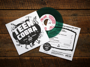 """7"""" VARIANT COLOR Vinyl EP, Limited Ed. of 300 main photo"""