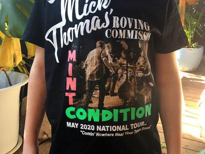 ***Mint Condition National Zoom/Vimeo Tour T-shirt main photo