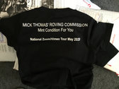 ***Mint Condition National Zoom/Vimeo Tour T-shirt photo