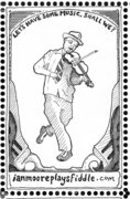 Ian Moore Plays Fiddle image