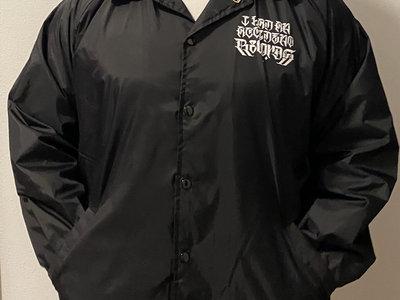 Custom Logo Coach Jacket main photo