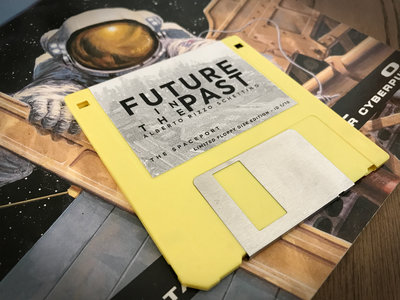 """Floppy Disk Limited Edition - """"The Spaceport"""" main photo"""