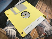 """Floppy Disk Limited Edition - """"The Spaceport"""" photo"""