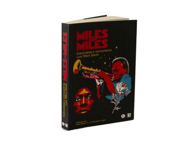 Libro · Miles por Miles · Entrevistas y encuentros con Miles Davis main photo