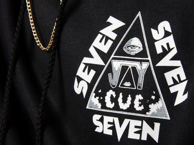 Seven Hoodie w/ Jay Cue Logo main photo