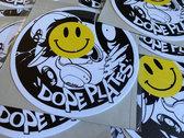 "Dope Plates ""Heater"" Slipmats *Ltd Edition* photo"