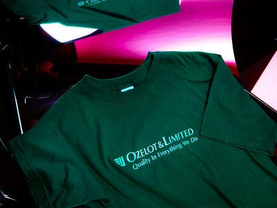 """Ozelot&Limited"" T-Shirt main photo"