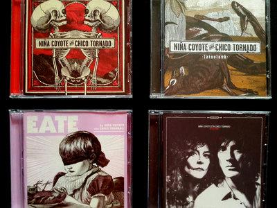 4CD Pack NCCT + Lainoland + Eate + Aitzstar main photo