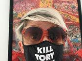 Kill Tory Scum Face-Masks photo