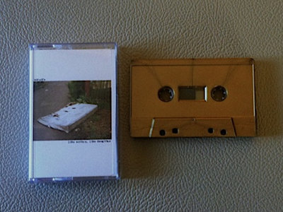 Like Author, Like Daughter - Limited Edition Cassette main photo