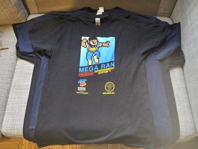 "Mega Ran ""NES"" Tee main photo"