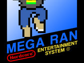 "Mega Ran ""NES"" Tee photo"