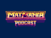 Mat Mania Podcast 2020 Navy Tee photo