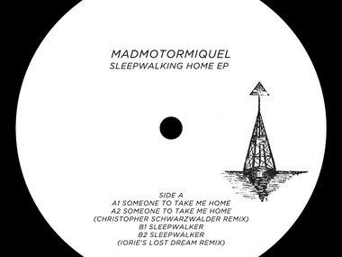 "Madmotormiquel - Sleepwalking Home EP (Vinyl 12"") main photo"