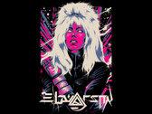 """Cybernetic"" - Elay Arson T-Shirt Designed by Protski photo"